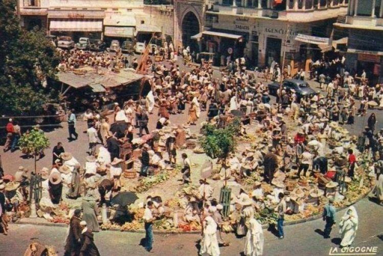السوق البراني او السوق دبرا