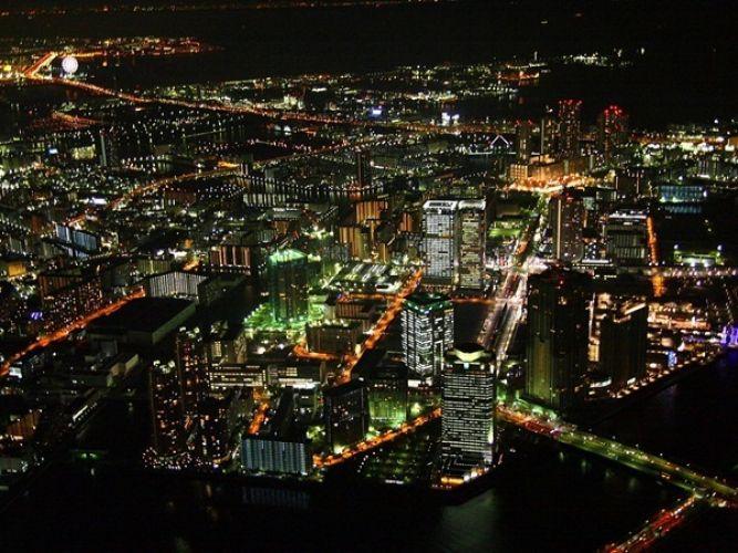 جزيرة تويوسو في طوكيو - اليابان