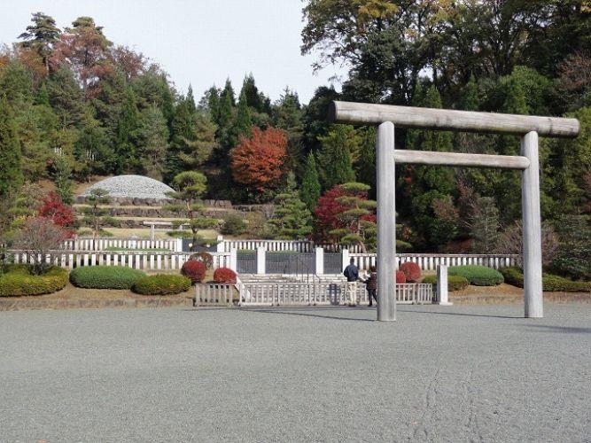 Musashi Imperial Graveyard