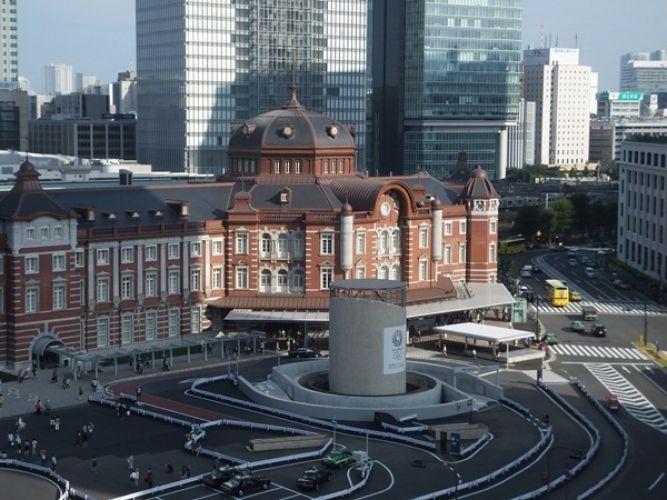 حي مارونوشي في طوكيو - اليابان