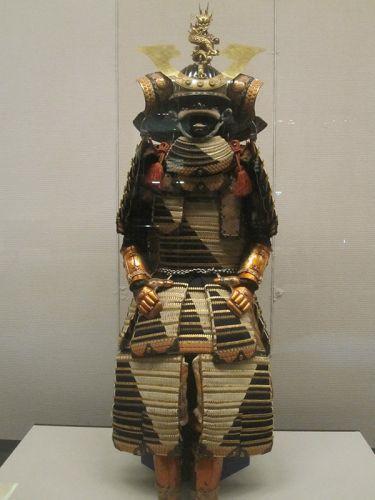 لباس الساموراي