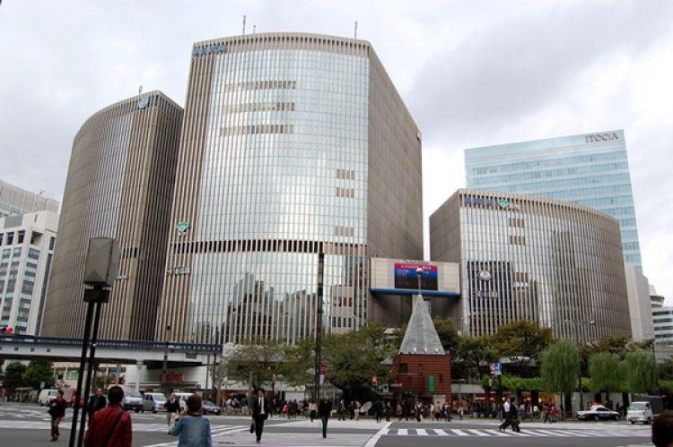 منطقة يوراكوشو في طوكيو - اليابان