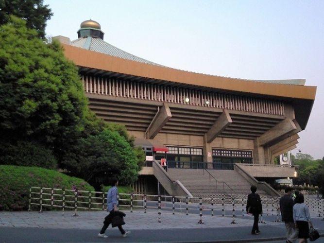نيبون بودوكان في طوكيو - اليابان