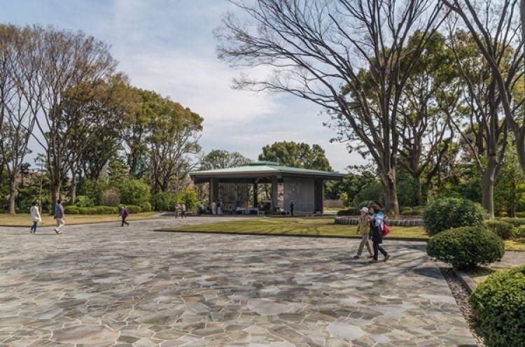 مقبرة تشيدوريجافوتشي في اليابان