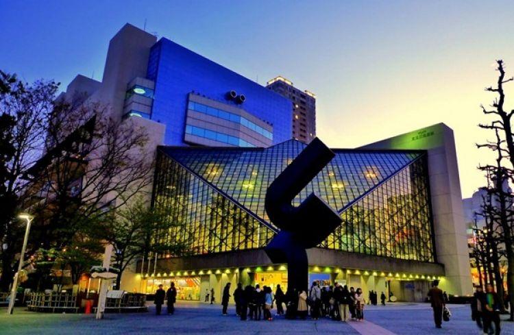 مسرح مدينة طوكيو - اليابان