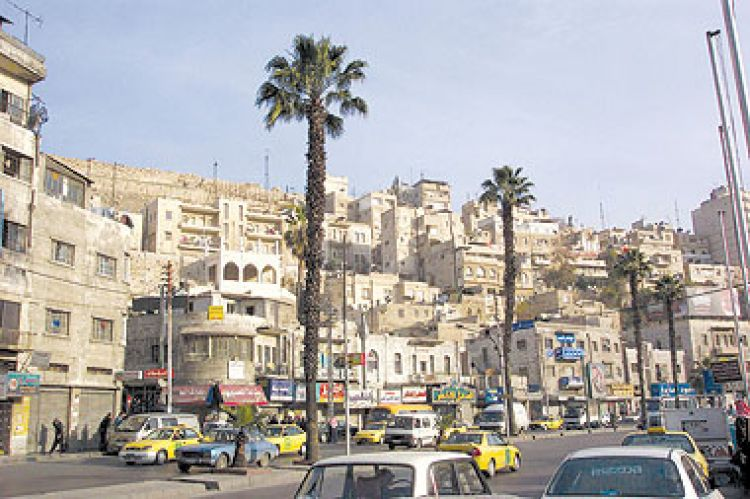 وسط عمان ليس راقيا بالمقارنة بأماكن أخرى