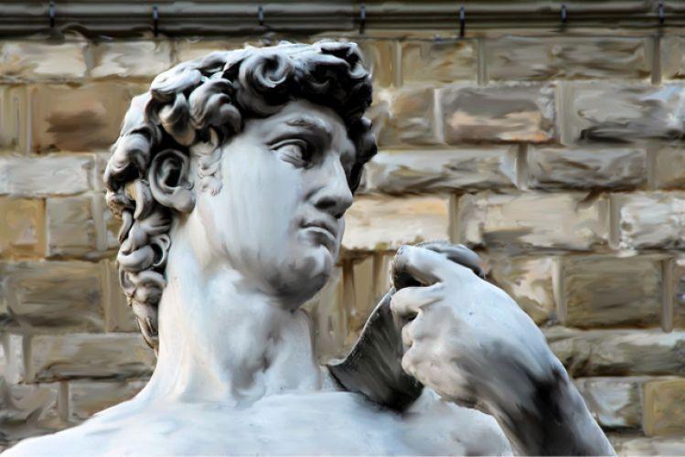 تمثال داود في فلورنسا