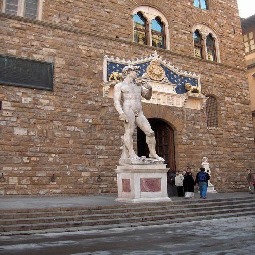 تمثال داود