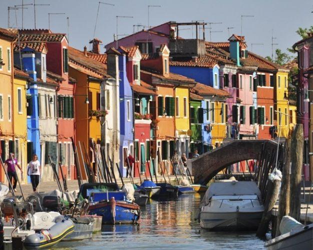جزيرة مورانو في فينيسيا