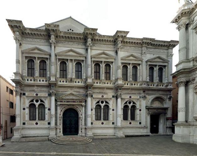 سكولا غراندي دي سان روكو في فينيسيا