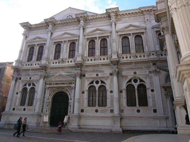 سكولا غراندي دي سان روكو