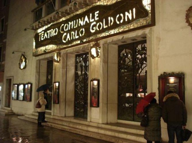 مسرح جولدوني في فينسيا