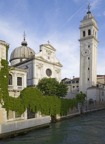 كنيسة سان جورجيو دي جريتشي في فينيسيا
