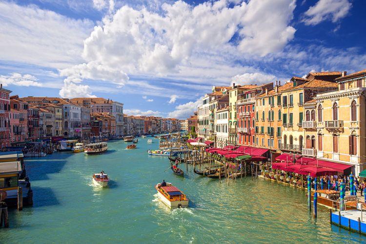 القناة الكبرى في فينيسيا