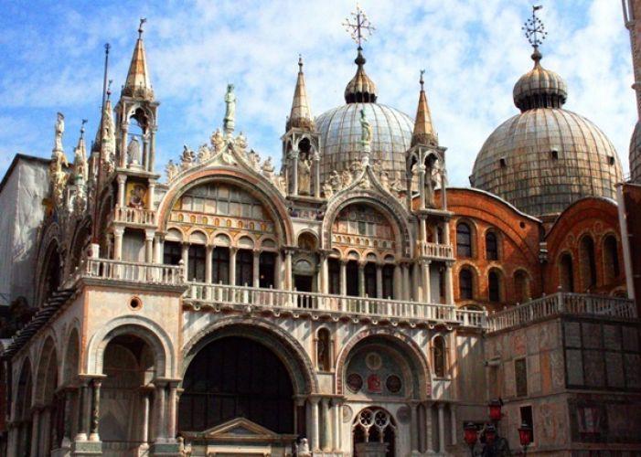 كنيسة سان ماركو في فينيسيا