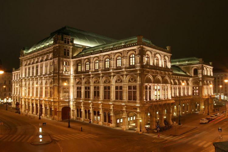 دار الأوبرا فيينا- النمسا