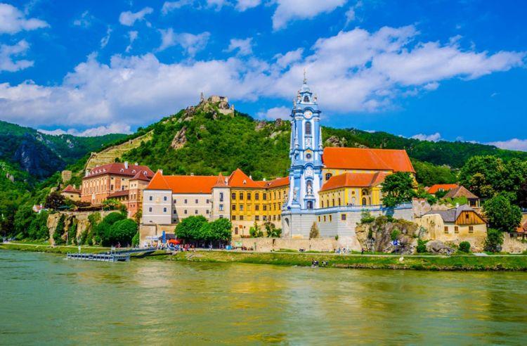 وادي الفاخاوفي فيينا - النمسا