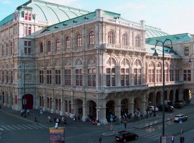 دار الأوبرا فيينا