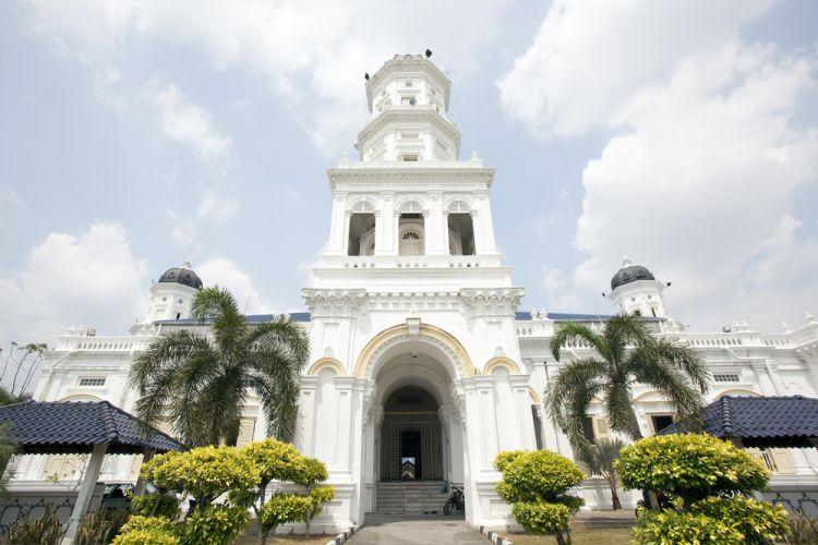 المسجد الوطني في كوالالمبور