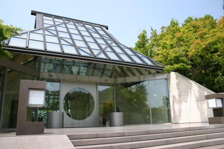 متحف ميهو في كيوتو - اليابان