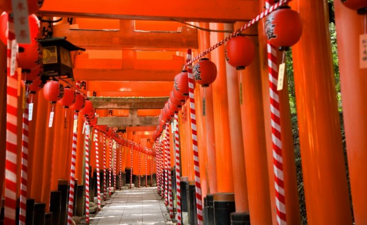 فوشيمي اناري - Fushimi-Inari