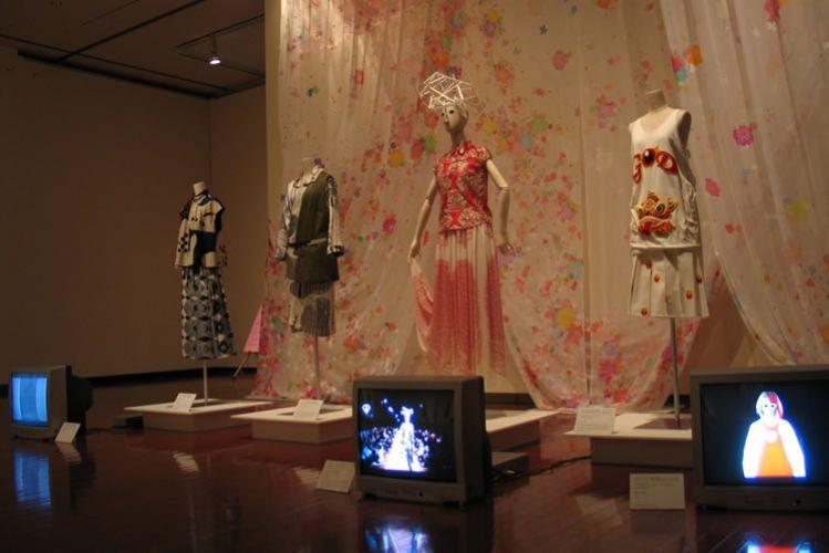 متحف الازياء في كيوتو - اليابان