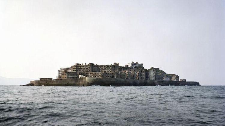 جزيرة هشيمة في كيوشو - اليابان