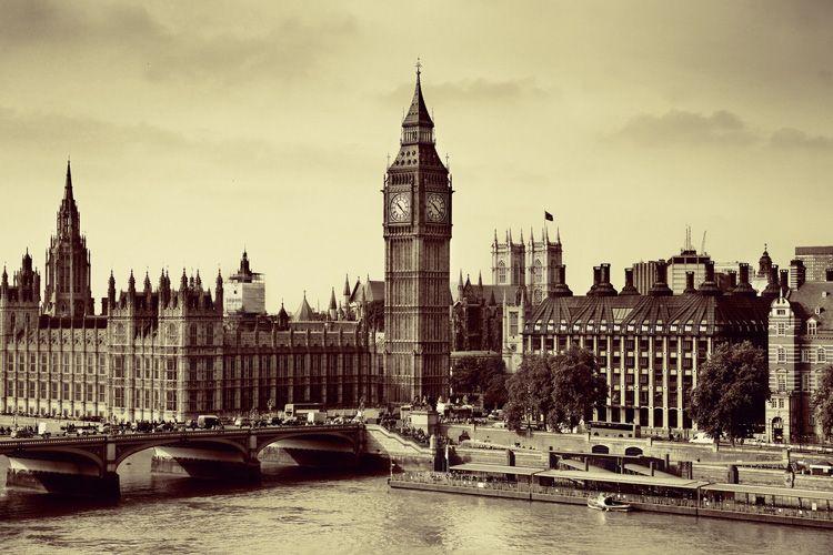 تاريخ مدينة لندن