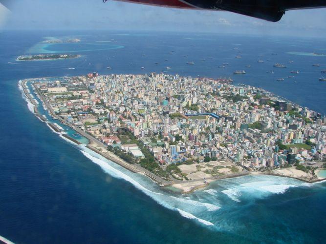 معلومات عن جزيرة ماليه جزر المالديف سائح