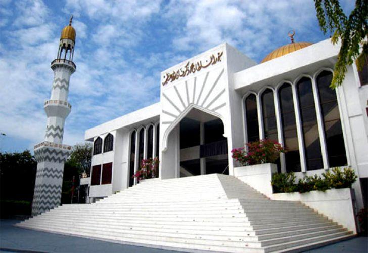 مسجد السلطان محمد ثاكوروفانو العزام ماليه - جزر المالديف