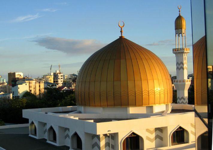 مسجد السلطان محمد ثاكوروفانو العزام