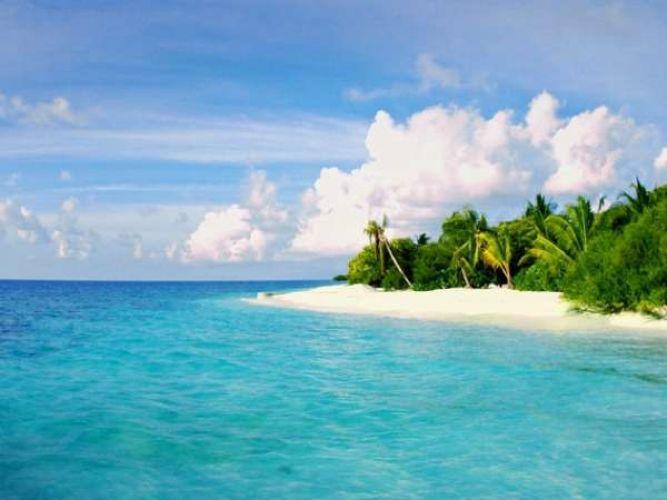 منتجع جزيرة هيلينجيلي في ماليه - جزر المالديف