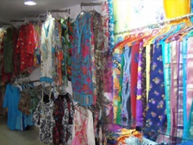 محلات سوق ماجيدهي ماجو في ماليه - جزر المالديف