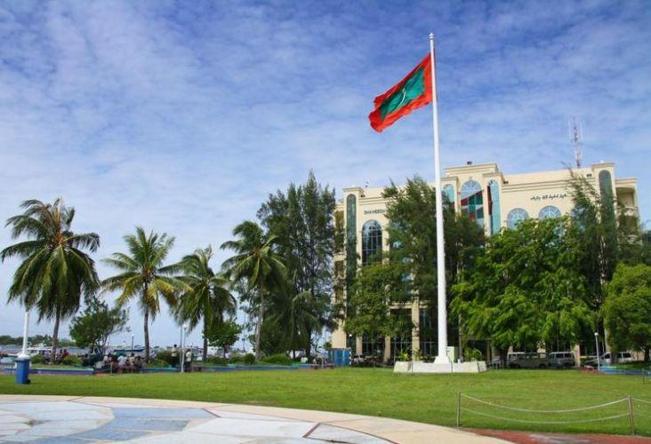 ميدان الجمهورية في المالديف