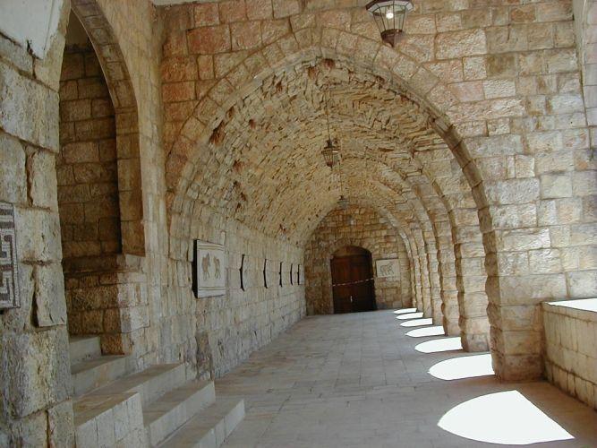 قصر بيت الدين في محافظة جبل لبنان