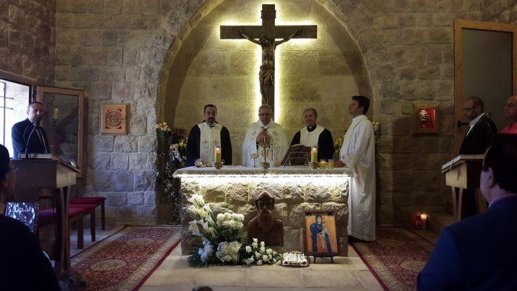 القديس مار شربل في محافظة جبل لبنان