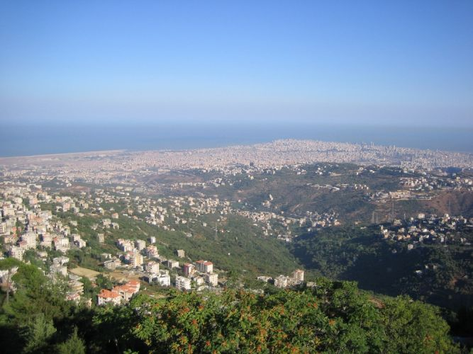 مدينة عاليه اللبنانية