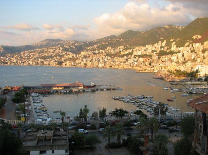 مدينة الكسليك في محافظة جبل لبنان
