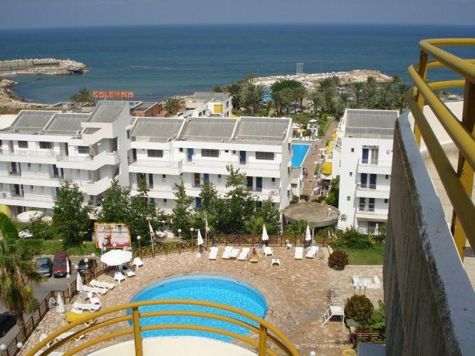 مدينة الكسليك في لبنان