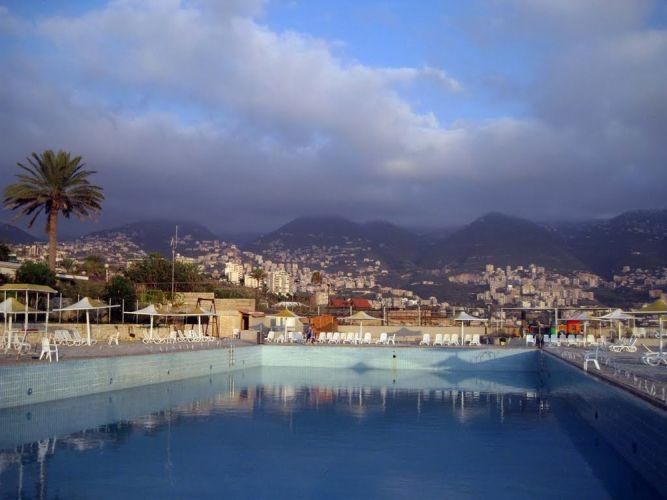 مدينة طبرجا في محافظة جبل لبنان