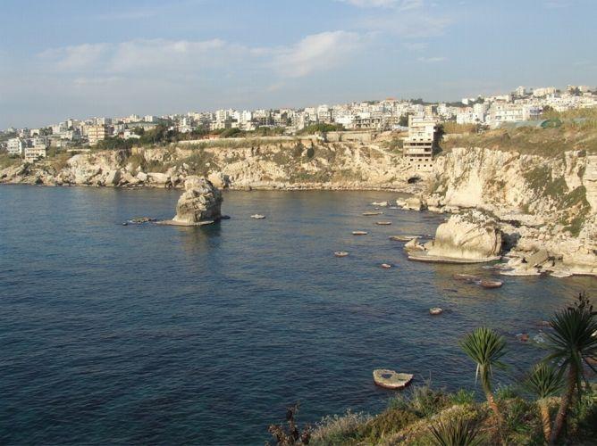 عمشيت في محافظة جبل لبنان
