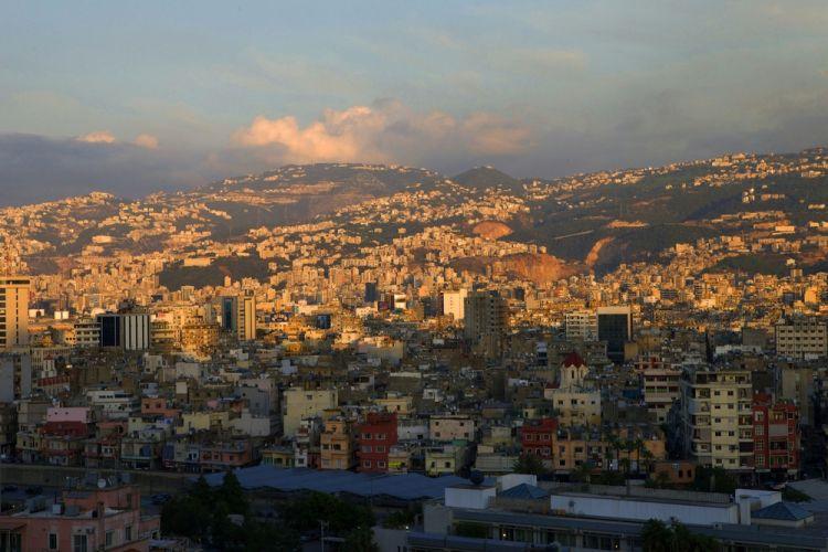 برج حمود في محافظة جبل لبنان