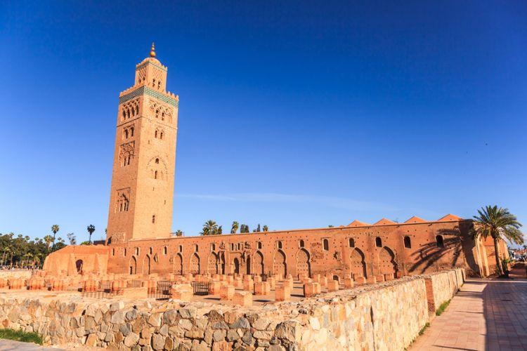 جامع الكتبية مراكش المغرب