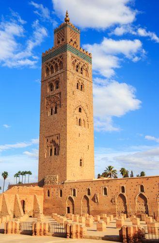 جامع الكتبية مراكش
