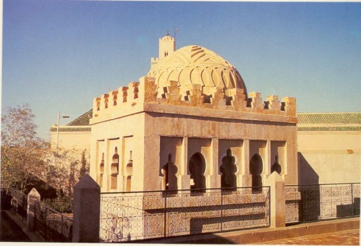 القبة المرابطية اقدم نصب في مراكش