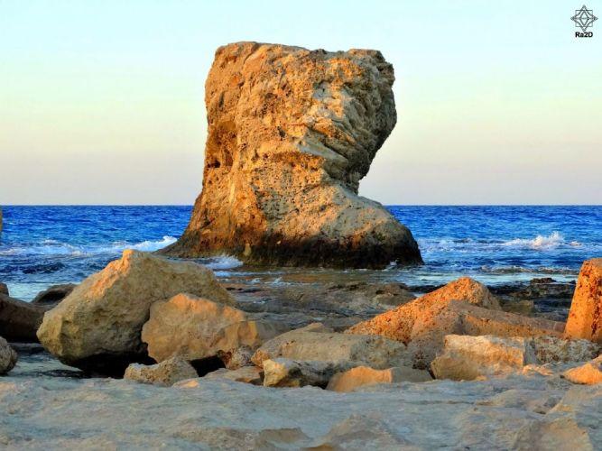 شاطئ الغرام في مطروح - مصر