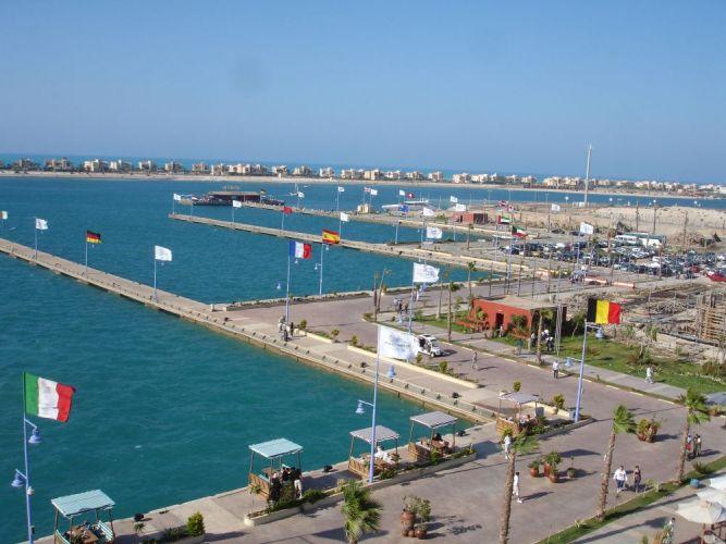 مدينة العلمين - مصر