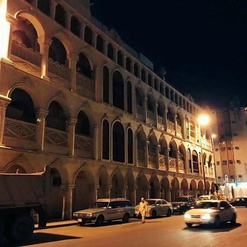 قصر السليمان التاريخي في مكة المكرمة