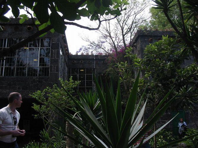 متحف فريدا كاهلو في مكسيكو سيتي