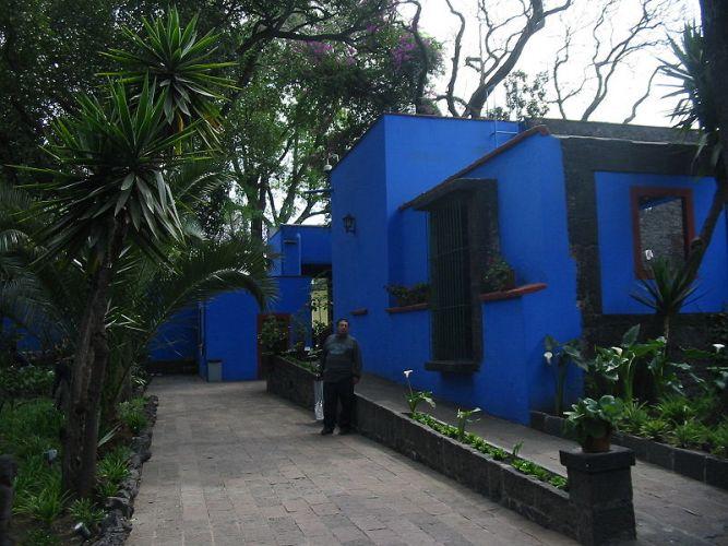 متحف فريدا كاهلو في المكسيك